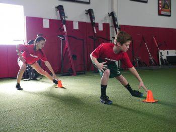 Goals for youthful athletes