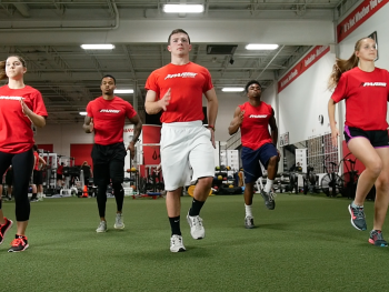 Improve Your Speed by Increasing Stride Frequency
