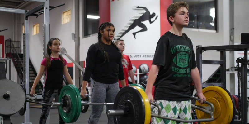 Is Weightlifting Safe For Kids If So What Age Is Lifting Appropriate