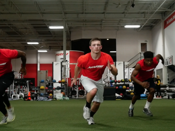 Maximize Your Acceleration to Increase Your 40-Yard Dash