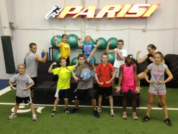 Spotlight: Parisi at Cherry Hill Health & Racquet Club