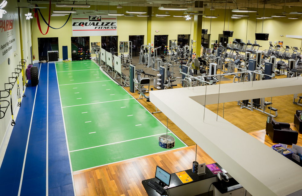 equalize fitness parisi speed school