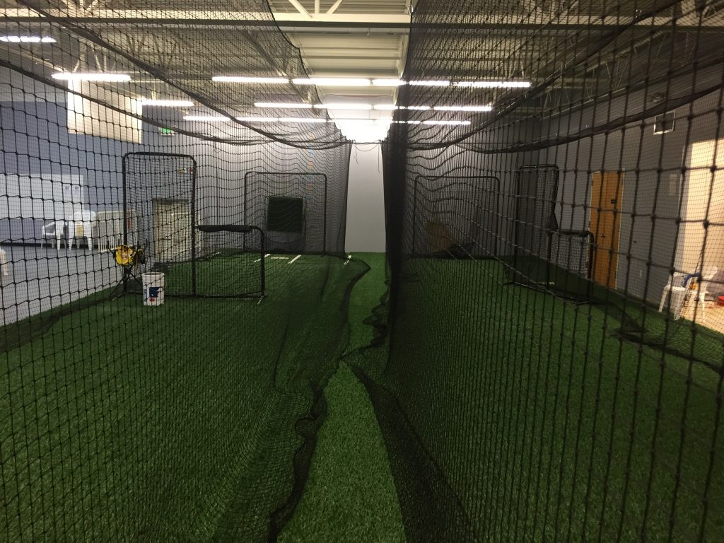 Batting cages towson
