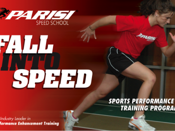 Fall Into Speed Promotion