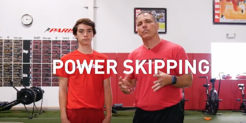 Power Skipping Tips