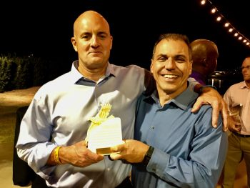 Champions Sports Performance Wins Franchise of the Year