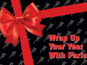 You still have a few days left to Wrap Up Your Year With Parisi!