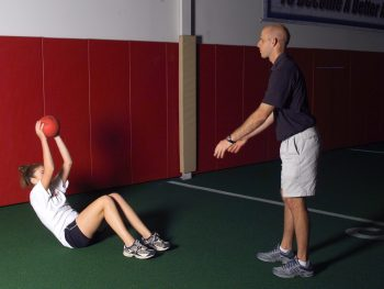 We know what kind of training Golfers need!