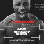 March Means Madness