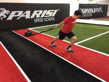 Improving Football Speed