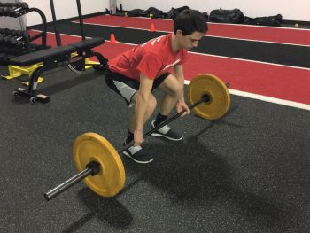 What's the purpose of the Deadlift?