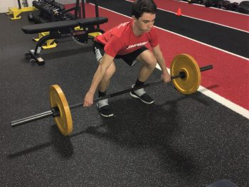 Parisi Two-Minute Drill: The Deadlift