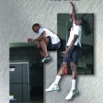 vertical jump method DVD box face
