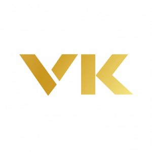 VKTRY gold logo