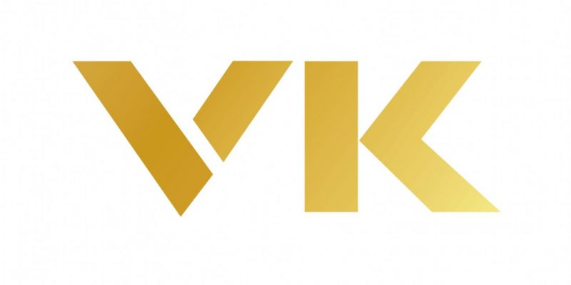 VKTRY gold logo