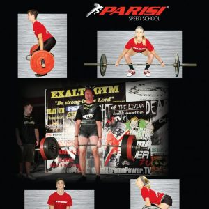 Building Ultimate Strength to Delvier Ultiamte Speed: 6 Deadlifts that Hold the Keys DVD box