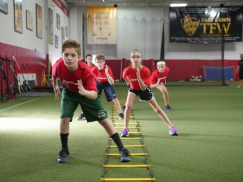 How can we help increase your child's confidence and self-esteem through fitness?