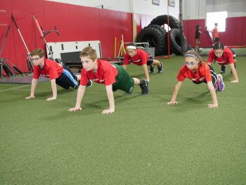 What is your athlete doing to train around the holiday season?