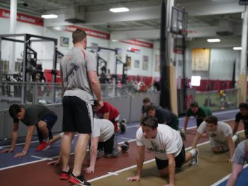 Take advantage of our Winter Sports Conditioning Camp while School's out!