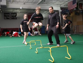 Holiday break is coming up fast…come train at Parisi's!