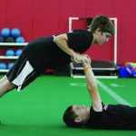 Fast, Fit, Fun! This is the motto for Parisi Youth Total Conditioning!