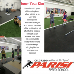 June Athlete Of The Month – Youn Kim