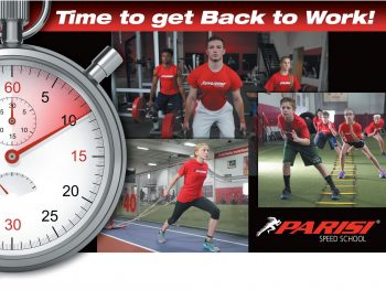 The road to a successful season for your athlete starts at Parisi's