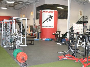 At Parisi Fair Lawn, our state-of-the-art equipment allows you to get the edge you need!