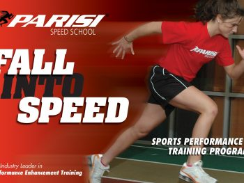 Let the Parisi Speed School show your child what they are capable of!