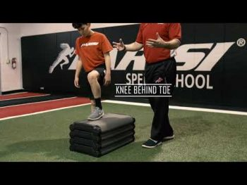 The Two-Minute Drill: The 5 P's To Single Leg Explosive Jumps