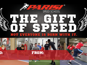 "There is no better gift than the ""Gift of Speed!"""
