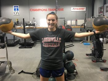 Athlete of the Month: McKenzy Ouellette