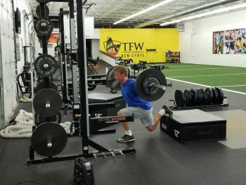 New ! College Athletes Winter Break Training