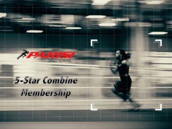 Introducing the Parisi 5-Star Combine Training Program