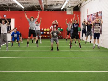 Columbine Rebels Worked with us this pre-season, great job boys !