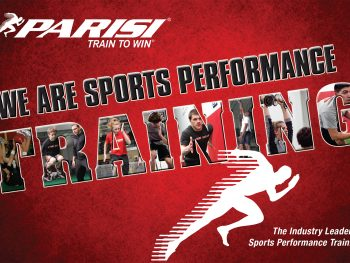 The Parisi Speed School IS sports performance training!