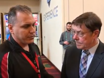 Bill Parisi Interviews former Houston Texans GM & Current NFL Network Analyst Charley Casserly