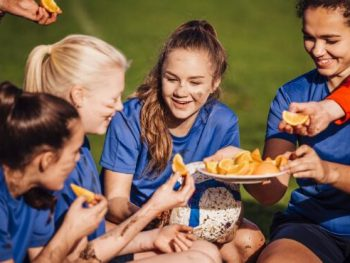The Complete Guide to Nutrition for Young Athletes