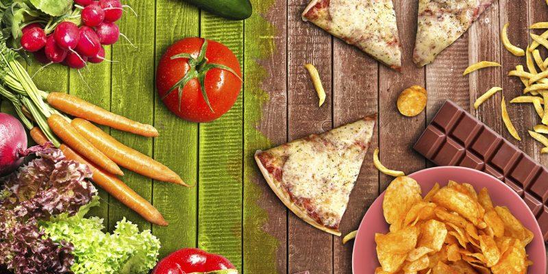 healthy eating balance