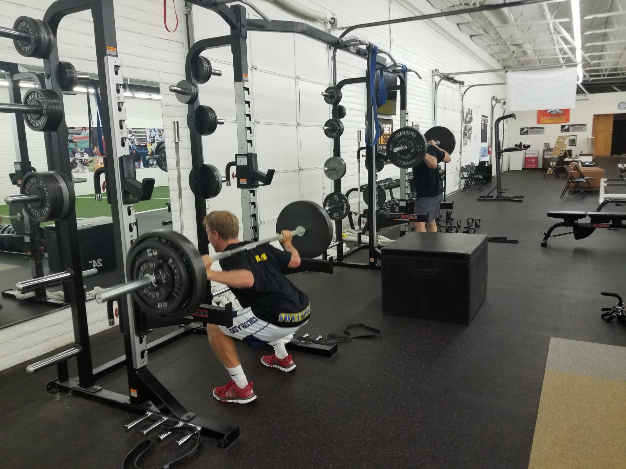 College Training during Summer