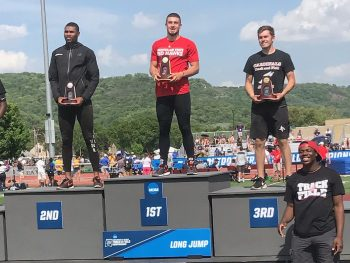 Parisi Fair Lawn's George Alexandris Wins NCAA D3 LJ Title