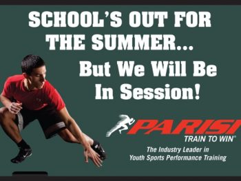 School's out for the summer, but we're in session!