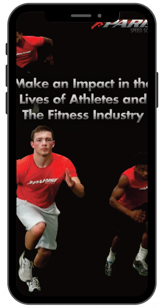 sports performance coach