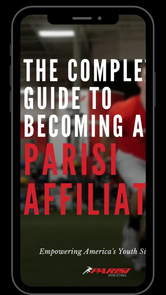 parisi affiliate guide